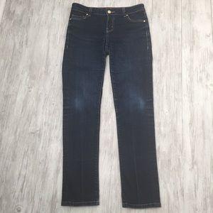 Kate Spade Play Hooky Perry Street Skinny Jeans 26